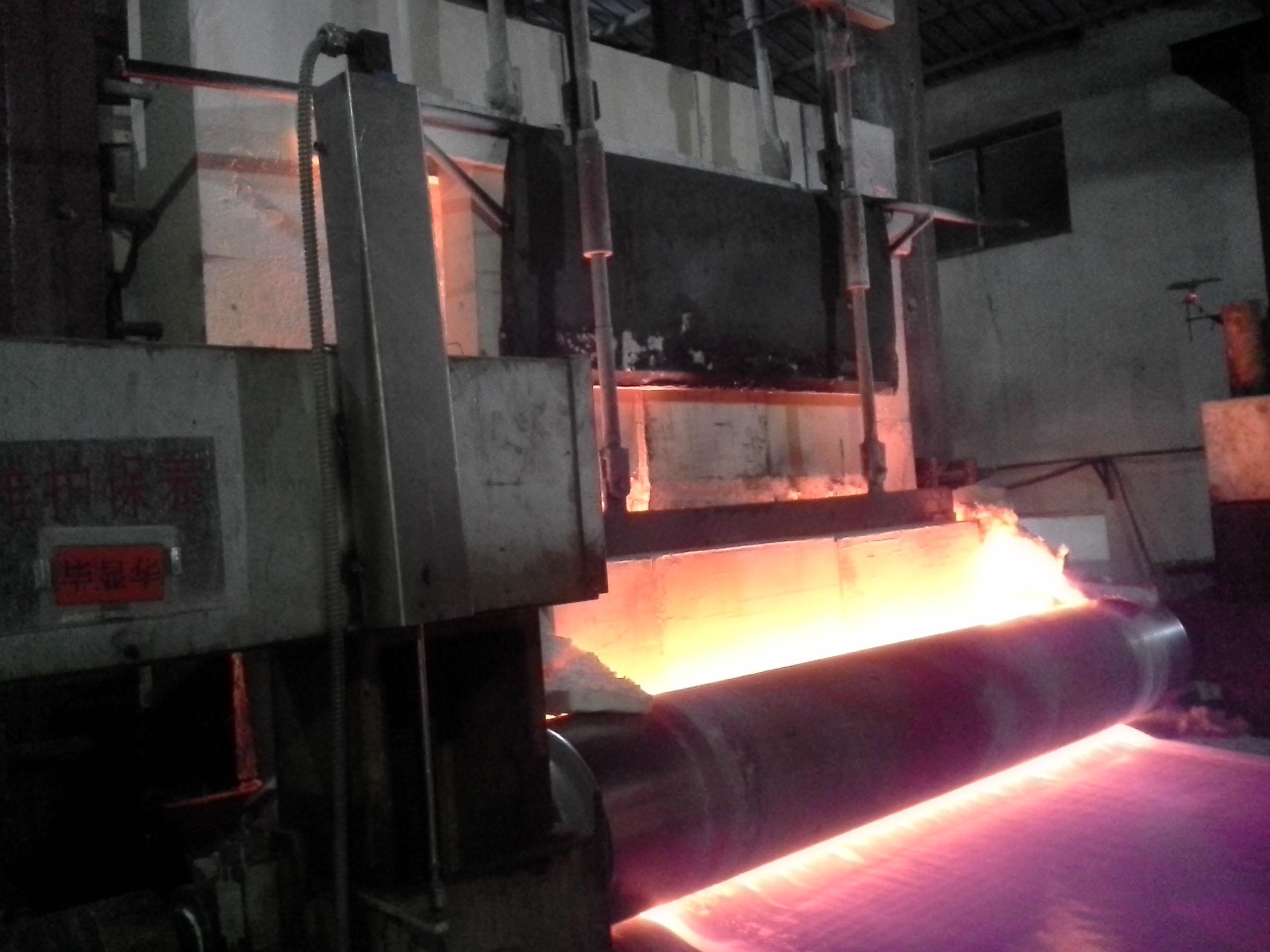 玻璃窑炉设计公司_玻璃建炉公司哪家好_热风烤窑_拉管